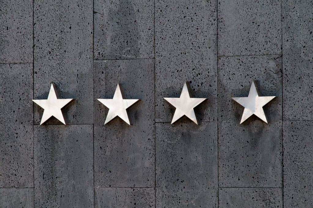 Ratings and reviews are contributing factors to your site's prominence. Don't be afraid to request reviews from customers, as these can ultimately bolster your rankings.