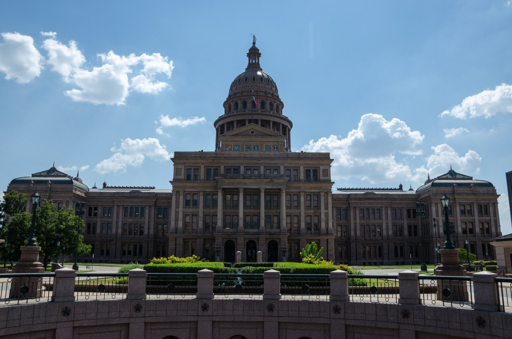 Texans claim that the capitol building in Austin is even bigger than the U.S. Capitol in Washington D.C.